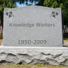 "Are ""Knowledge Workers"" becoming obsolete?"