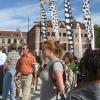 A sun-splashed bash to dedicate CU's big new Visual Arts Complex