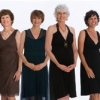 "Breast cancer survivors are ""Bosom Buddies"""