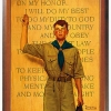 The school district and the Boy Scouts