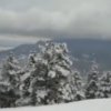 April's snows: the view from Bald Mountain