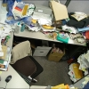 How to combat office clutter